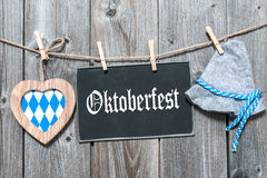 Background for Oktoberfest Royalty Free Stock Image