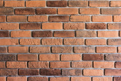 Background of old abstract brick wall. Background of old vintage abstract brick wall Royalty Free Stock Photos