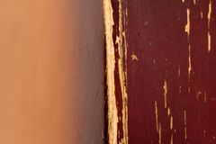 Background from old antique wood. Photo of an abstract texture Royalty Free Stock Photo