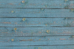 Background of the old blue boards Royalty Free Stock Images