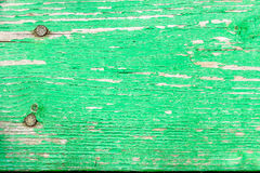 Background of old board with peeling paint Royalty Free Stock Image
