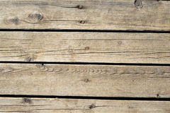 Background of old boards Stock Photography
