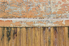Background of old boards Royalty Free Stock Image