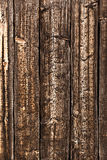 Background from old boards Stock Photography