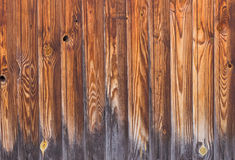 Background of old boards Stock Photo