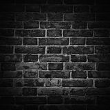 Background old brick wall in grunge style Stock Images