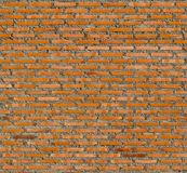 Background of an old brick wall Royalty Free Stock Image