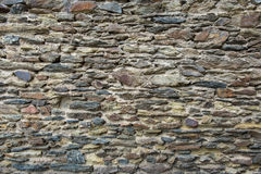 Background of old brick wall Stock Images