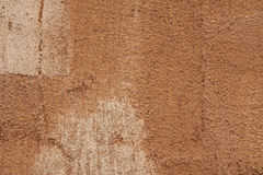 Background of old cement wall, Vintage color effect style, oran. Ge wall,Old walls of the orange stone stacked beautifully, red brick wall Royalty Free Stock Photos