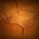 Background old cracked walls of the building Royalty Free Stock Photos