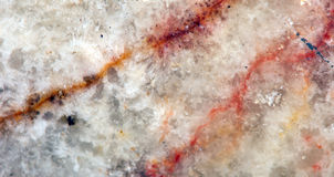 Background of a old crystal stone at extreme closeup. Stock Image