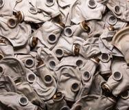 Gas masks Royalty Free Stock Image