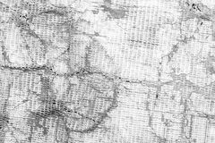 Background of old dirty white cloth. Photo of an abstract texture Stock Photography