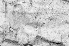 Background of old dirty white cloth. Photo of an abstract texture Royalty Free Stock Images