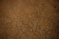 Background Old Earth, Cracked Texture Royalty Free Stock Photo