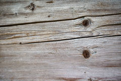 Background of the old gray boards Stock Photos