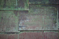 Background old metal plate. Old rusty metal plate background Royalty Free Stock Images