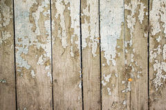 Background old painted wooden planks Stock Photos