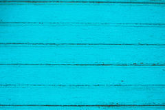 Background old painted wooden planks Stock Images
