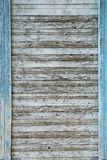 Background old painted wooden planks Royalty Free Stock Photography