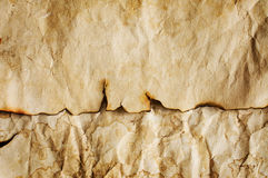 Background with old parchment Royalty Free Stock Images