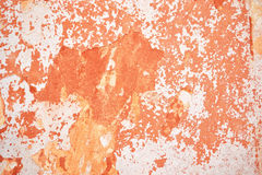 Background with an old piece of wall paint Royalty Free Stock Image