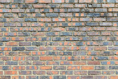 Background, Old Red Brick Wall Royalty Free Stock Photo