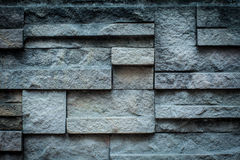 Background old rock wall brick / wall stone texture Stock Image