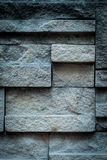 Background old rock wall brick / wall stone texture Royalty Free Stock Image