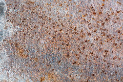 Background of old rusty metal Royalty Free Stock Image