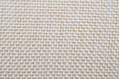 Background of old sack material Royalty Free Stock Photo