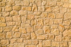 Background of old stone wall Royalty Free Stock Images