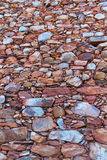 Background old stone wall Royalty Free Stock Photo