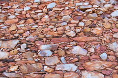 Background old stone wall Stock Images