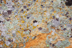 Background of old stone wall texture Stock Photo