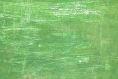 Background with old stucco wall texture with paint of green colo Stock Image