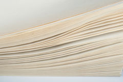Background from old and used hardback books. Copy space for text. royalty free stock image