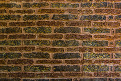 Background of old vintage brick background. Background of old vintage brick Royalty Free Stock Image