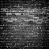 Background of old vintage brick wall, stone wall.  Royalty Free Stock Photo