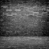 Background of old vintage brick wall, stone wall.  Stock Images