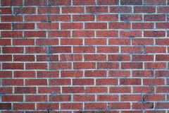 Background of old vintage brick wall texture. royalty free stock photo