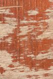 Background old vintage painted red plywood royalty free stock photos