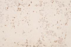 Background old wall creamy white color stock photography