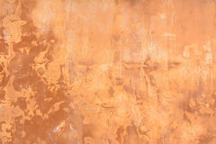 Background. Old wall plastered in mediterran style Stock Images