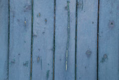 Background - Old weathered green fence Royalty Free Stock Image