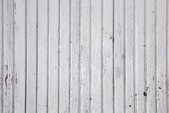 Background of old painted wooden boards Royalty Free Stock Photography