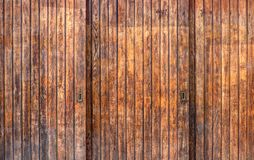 Background old wood planks boards weathered wooden doors royalty free stock image