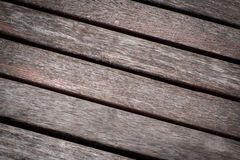 Background old wood red  battens Stock Photo