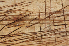 Background from old wooden Stock Image