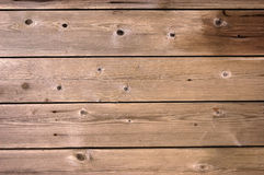 Background from old wooden boards Stock Photography